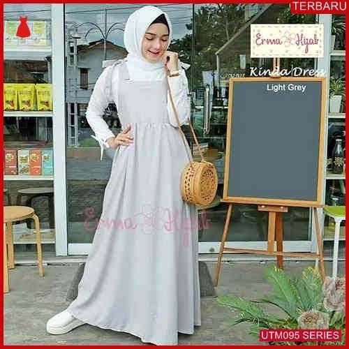 UTM095K106 Baju Kinda Muslim Dress Dewasa Overall UTM095K106 05F | Terbaru BMGShop