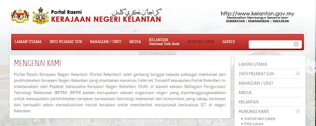 Rasmi - Jawatan Kosong (PPPNK) Pusat Penerangan Pelancongan Negeri Kelantan 2019