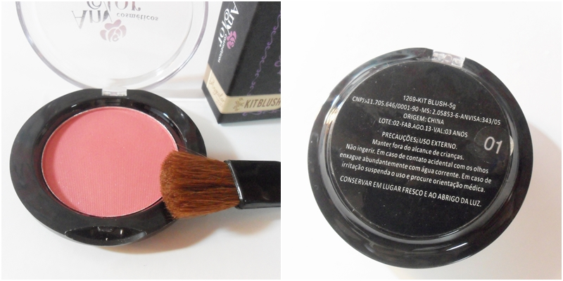 BLUSHES ANYCOLOR COSMÉTICOS