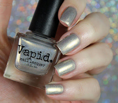 Vapid Lacquer Gilver '17