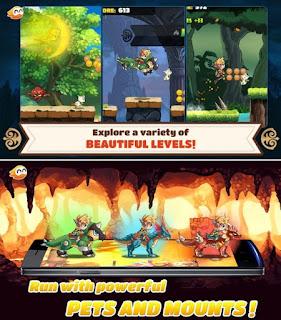 Fairy Run – Treasure Hunt MOD Apk v1.0.4 (Mod Money)