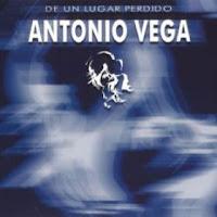 disco ANTONIO VEGA - De un lugar perdido