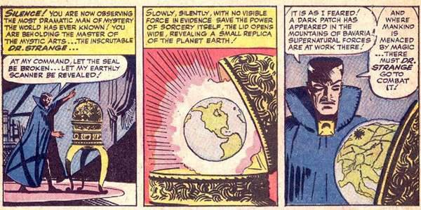 daftar artifak sihir doctor strange terkuat