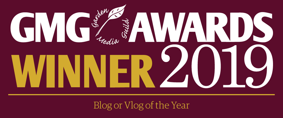 Garden Media Guild Blog of the Year 2019