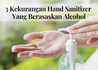 Natural hand sanitizer, hand sanitizer semulajadi, alcohol based hand sanitizer, kekurangan alcohol based hand sanitizer, kenapa hand sanitizer berasaskan alcohol tak bagus, hand sanitizer tasneem naturel, bahaya hand sanitizer berasaskan alcohol
