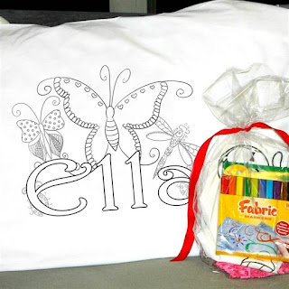 Custom Color-On Pillowcases