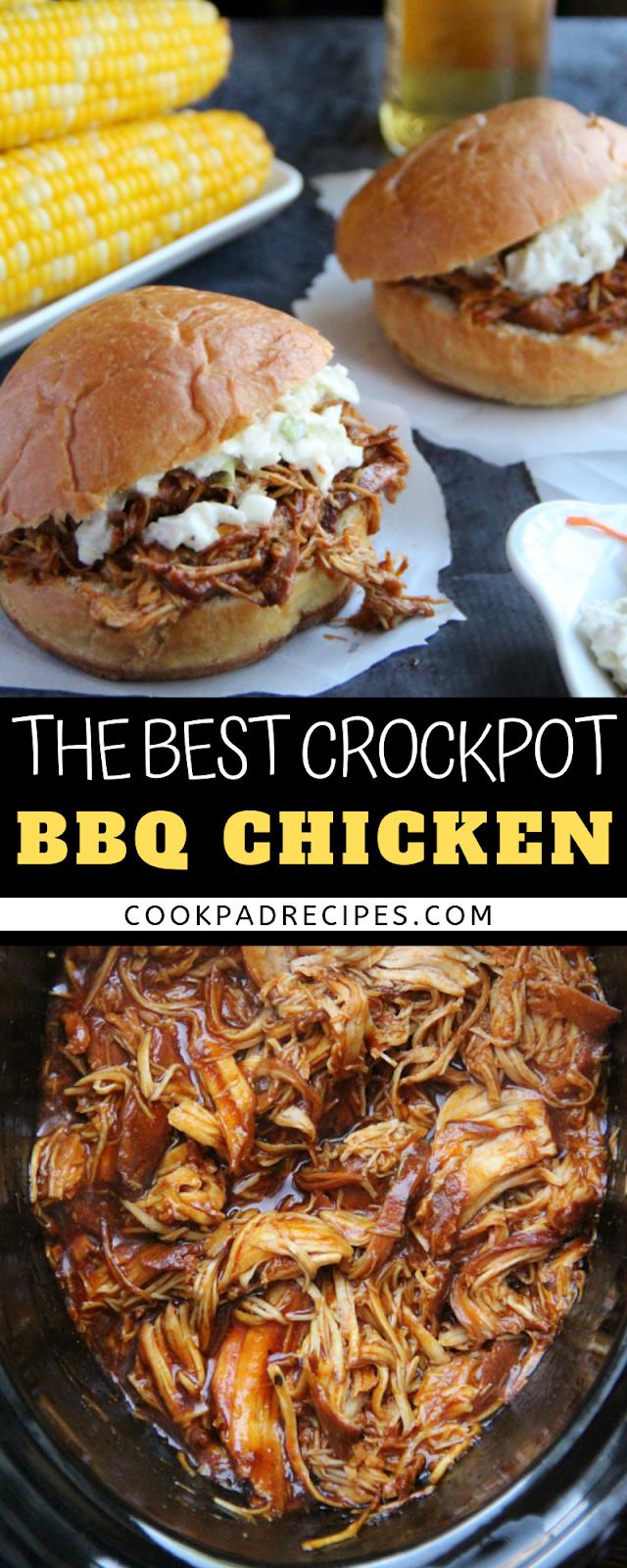 The Bеѕt Crockpot BBQ Chicken