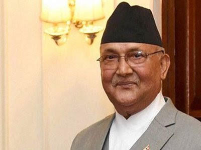 KP Sharma Oli Appointed Nepal's Prime Minister