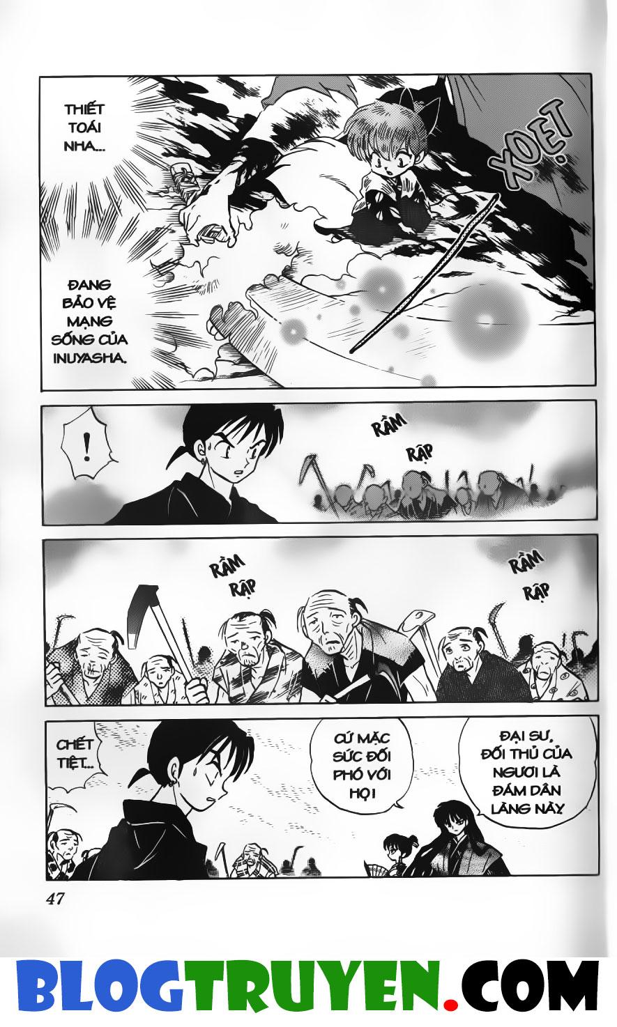 Inuyasha vol 16.3 trang 8