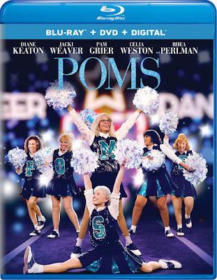Poms 2019 Blu Ray