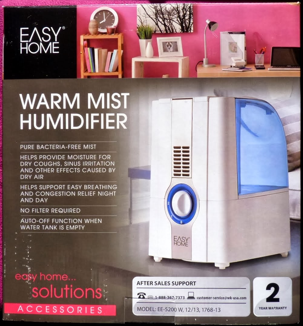 aldi product reviews easy home warm mist humidifier. Black Bedroom Furniture Sets. Home Design Ideas