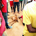 Boy Who Raped A Goat To Death Caught This Morning (Photos)
