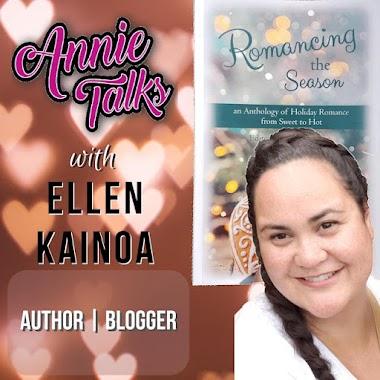 Annie Talks with Ellen Kainoa