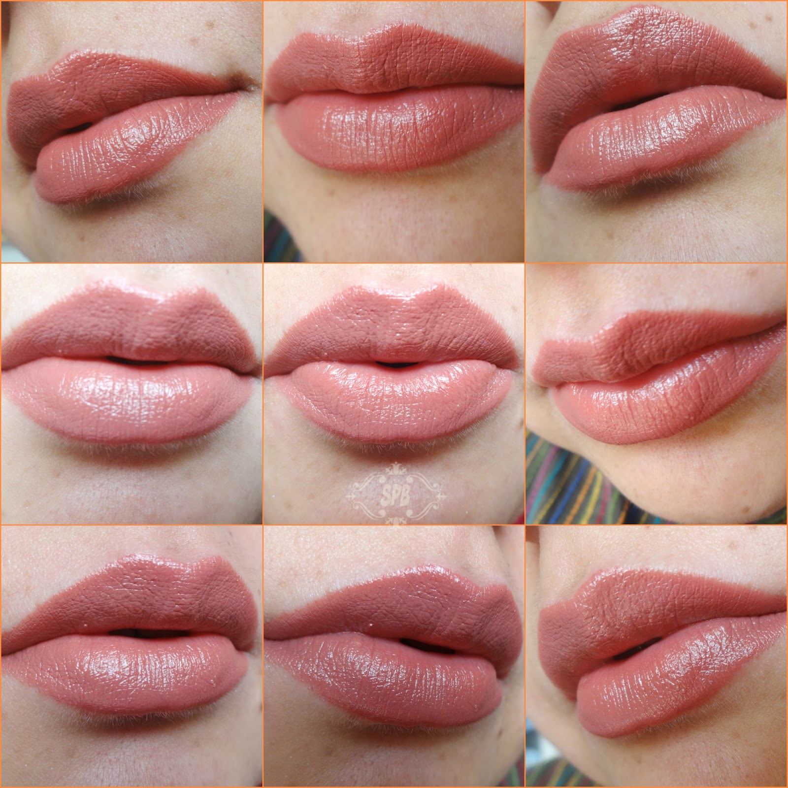 Milani Statement Lipstick and Baked Blush | Sparkling Palette Blog