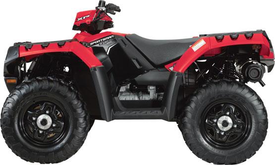 Motorcycles Updates  2011 Polaris Sportsman Touring 550