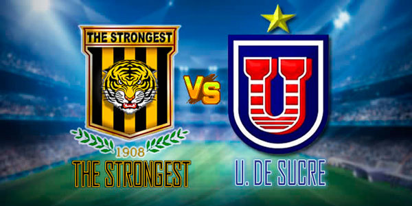 En vivo The Strongest vs. Universitario