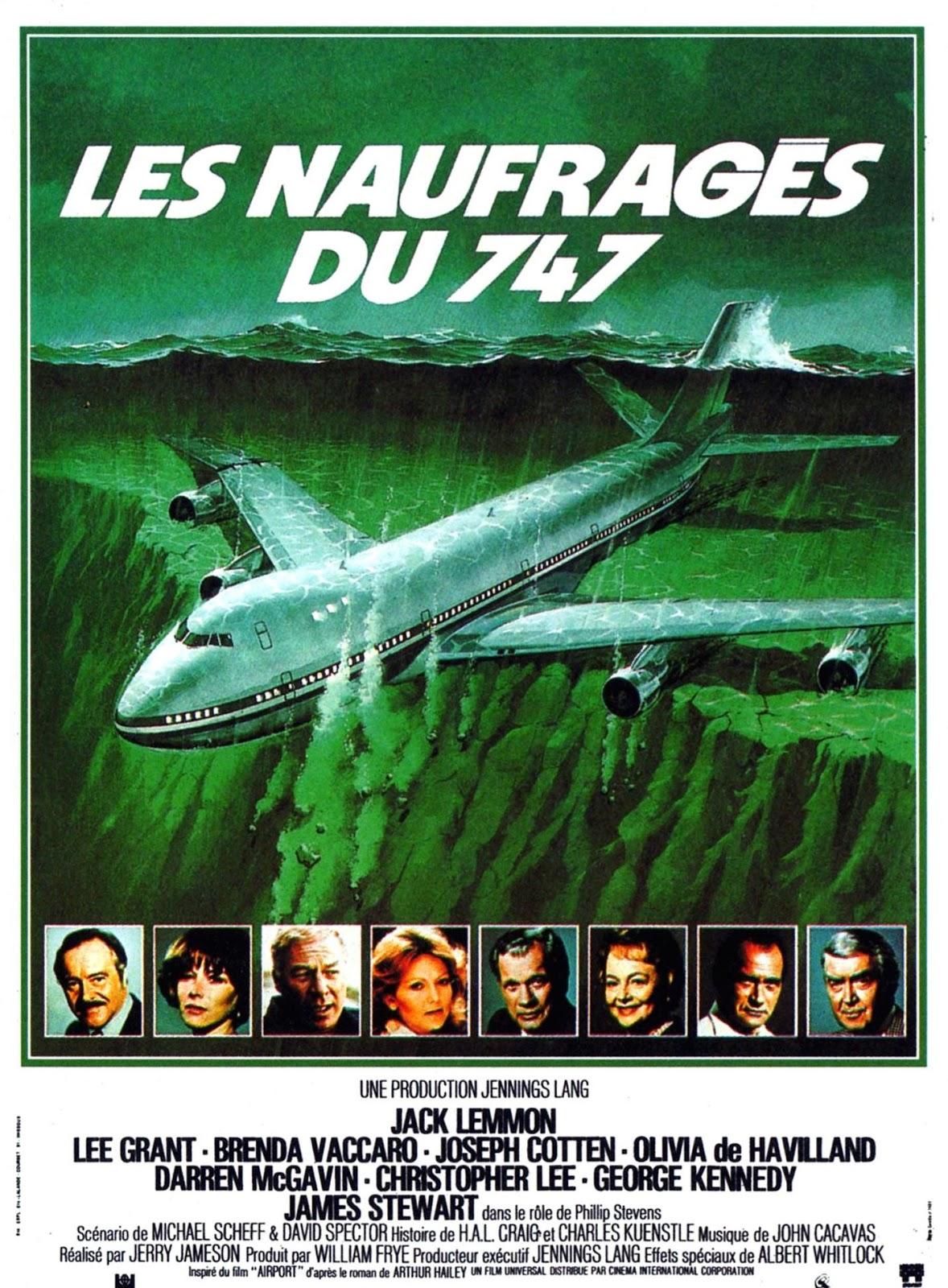 GRATUITEMENT DU LES 747 TÉLÉCHARGER NAUFRAGES
