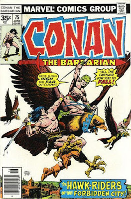 Conan the Barbarian #75