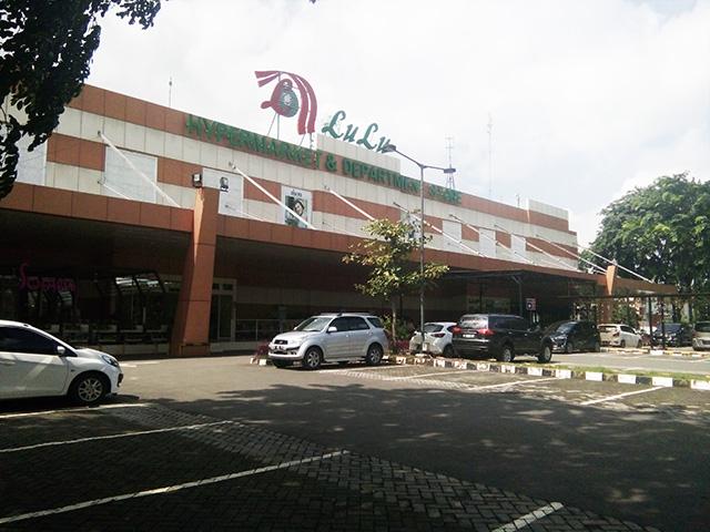 Teh Botol Gratis Di Lulu Hypermarket