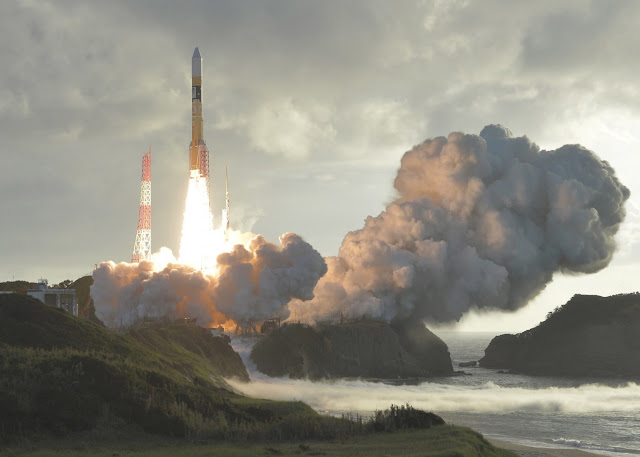 The Japanese GPS Satellite Been Launched Latest: Newly Launched Japan GPS Satellite To Guide Self-Driving Cars.