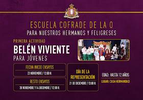 Sevilla (Hdad. de la O) - Belén Viviente 2019