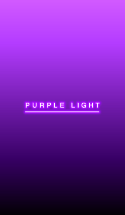 SIMPLE LIGHT (PURPLE)