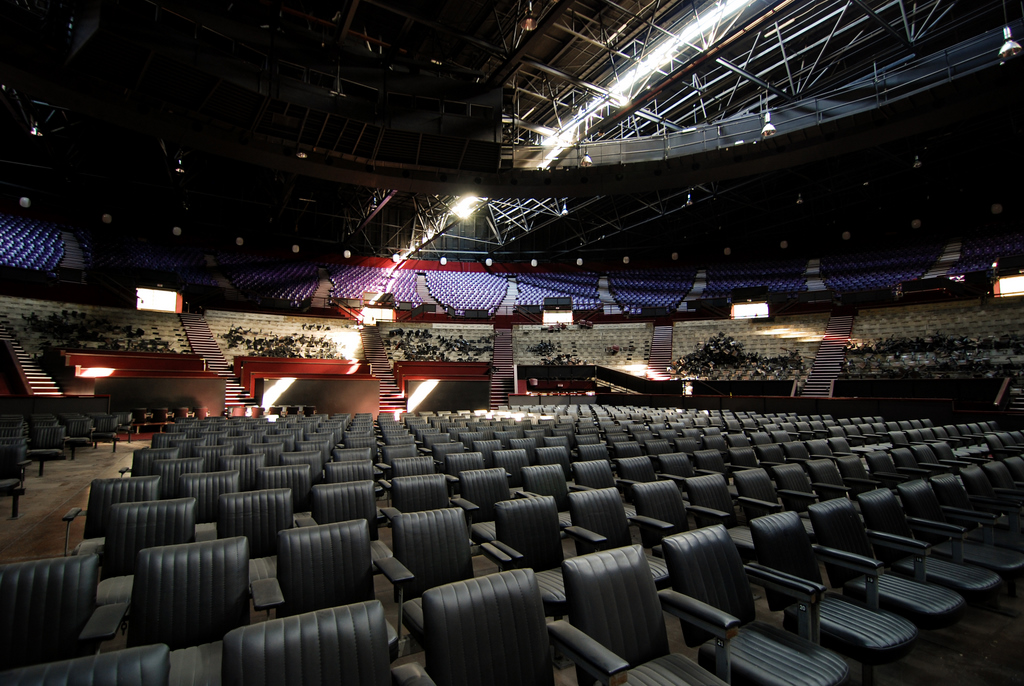 Deserted Places: An abandoned concert arena in Western Australia