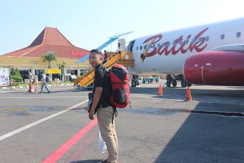 5 #AksiSehatCeria Ala Traveler
