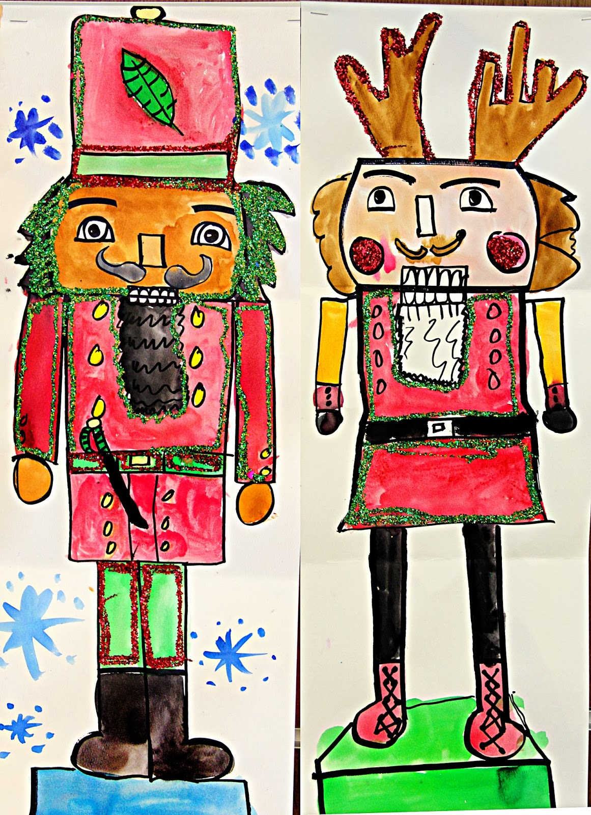 Smart Class Winter One Day Projects Nutcrackers And