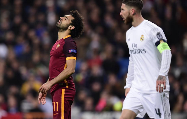 M Salah, Roma in Action