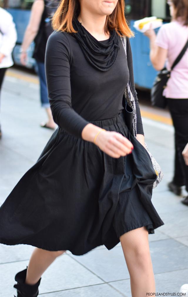 Street style, ulična moda rujan 2015, Zagreb by peopleandstyles.com
