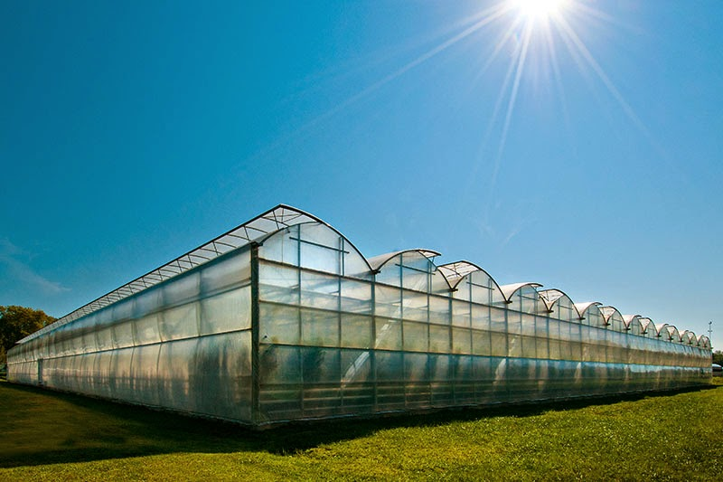 Rough Brothers Inc Greenhouse Types