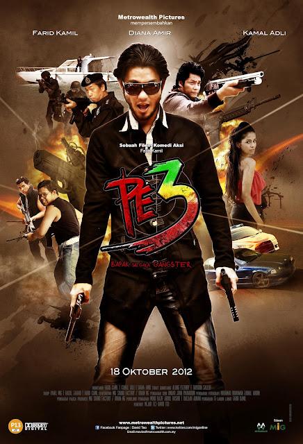 PE3 (2012) HDRip 1080p