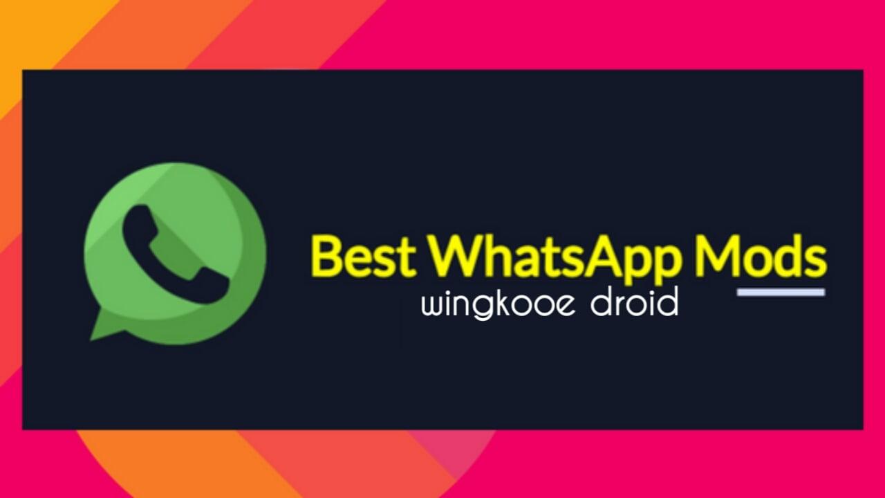 5 WhatsApp Mod Terbaik