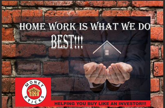 #HELPING YOU #BUY LIKE AN #INVESTOR !!!