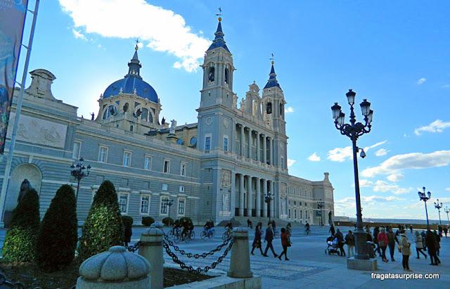 Madri, Catedral de La Almudena