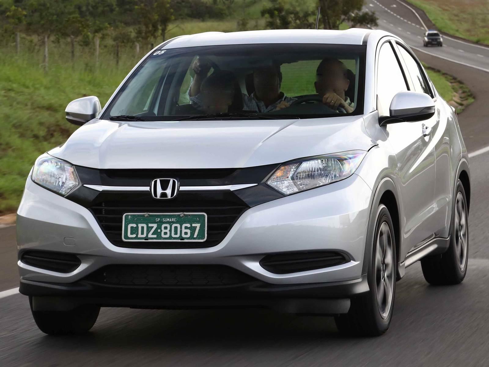Honda HR-V 2016 - SUV mais vendido do Brasil