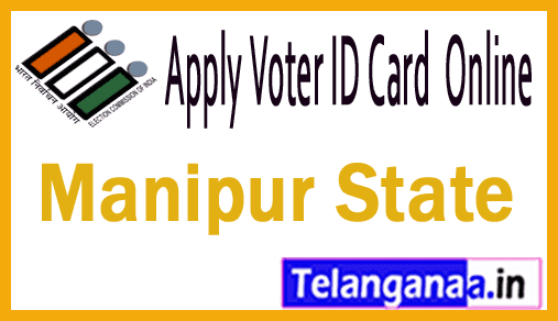 How to Apply Voter ID Card In Manipur State