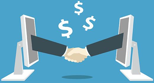 loan empréstimos p2p peer-to-peer dinheiro empresas online plataforma