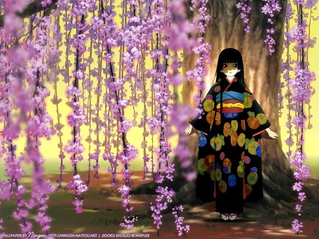 Jigoku shoujo episodio 15 la mujer de la isla - 5 3