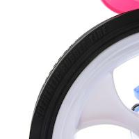 family chrome rotor ban karet bmx tricycle