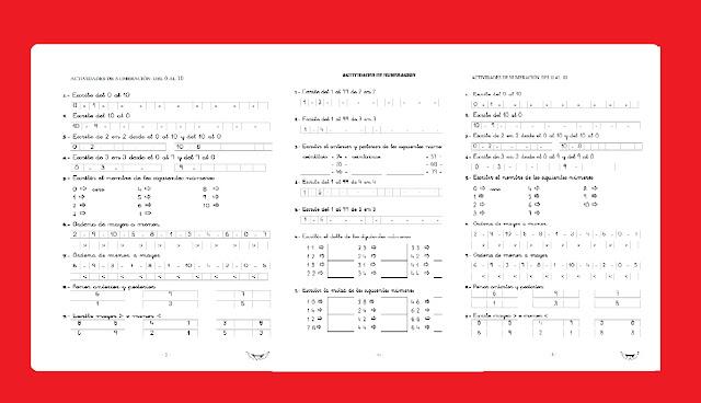 matematicas,ejercicios,numeros,niños,primaria