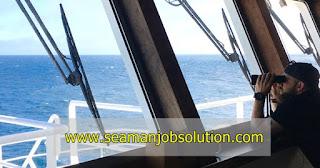cargo ship jobs 2018