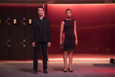 Westworld Season 2 Thandie Newton and Simon Quarterman Image 1