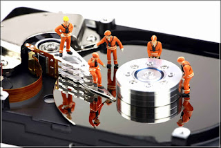 DIY Hard Drive Data Recovery & Data Security Recovery Steps