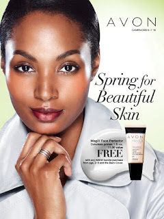 avon catalog flyer insert
