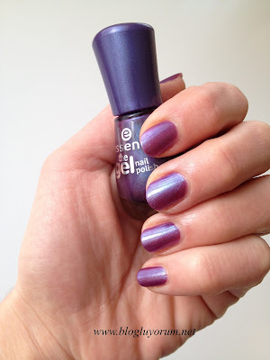 ESSENCE THE GEL NAIL POLISH 23 WONDERFUEL JEL OJE 3
