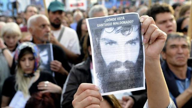 ADN anula falsa teoría de Gobierno de Macri sobre Maldonado