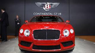 Dream Fantasy Cars-Bentley Continental GT V8 2012