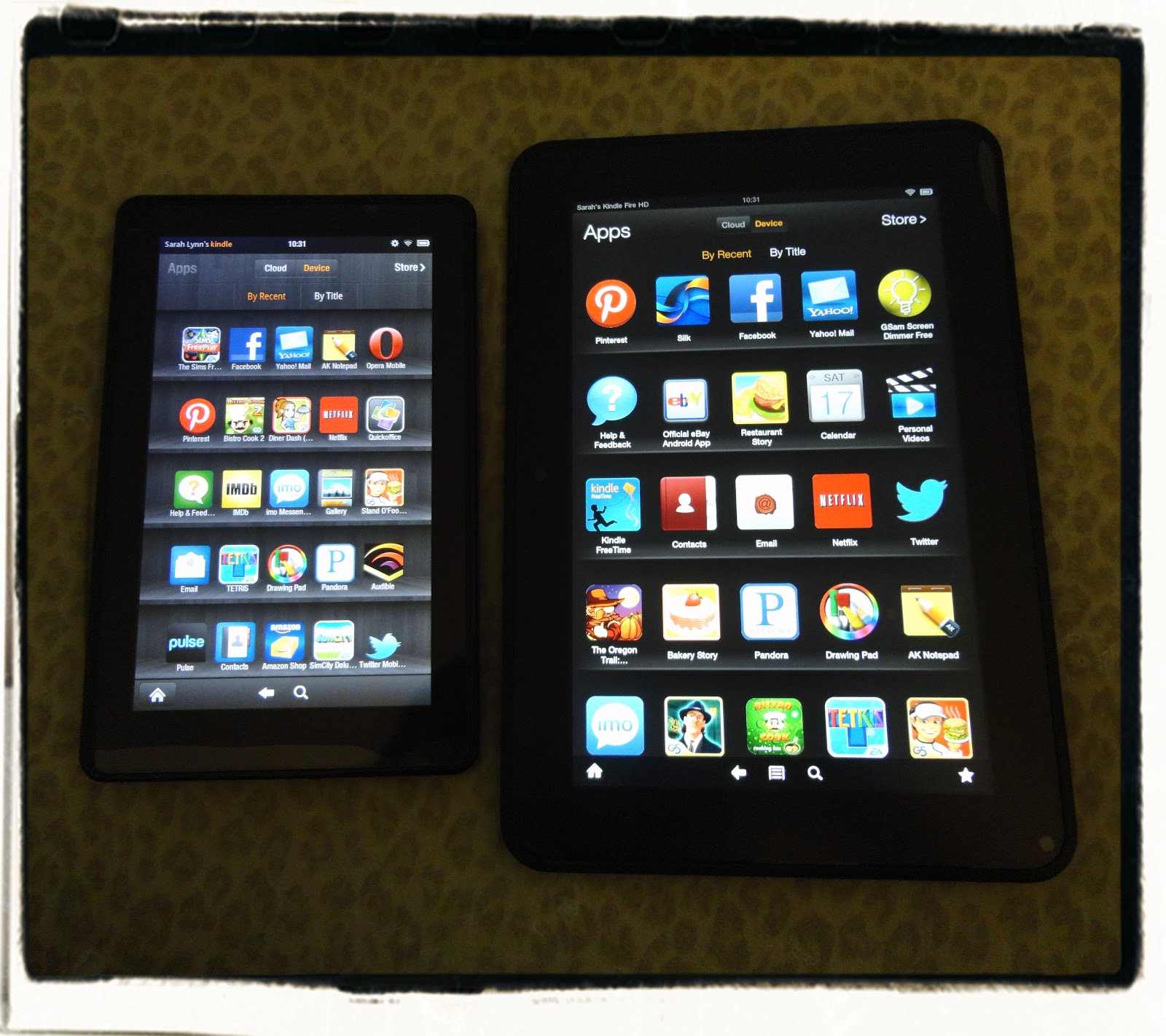 Tunay Na Mahal: My Kindle Fire HD 8 9 arrived a week early! Yay!